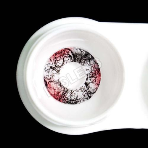 【LENSPOEM】Demon Mimi Sclera Halloween Contact Lenses