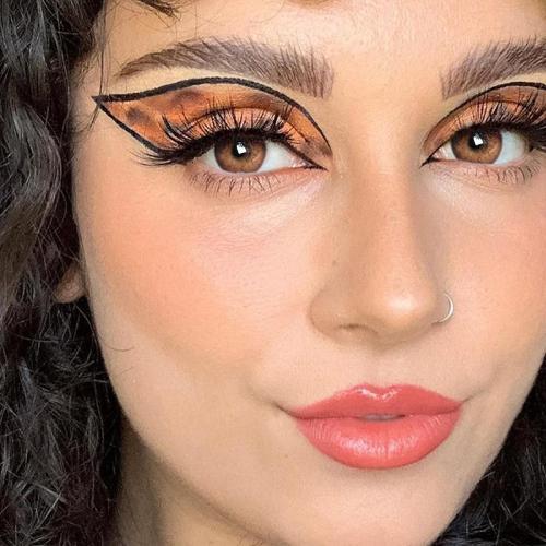 MULAN Brown Colored Contact Lenses