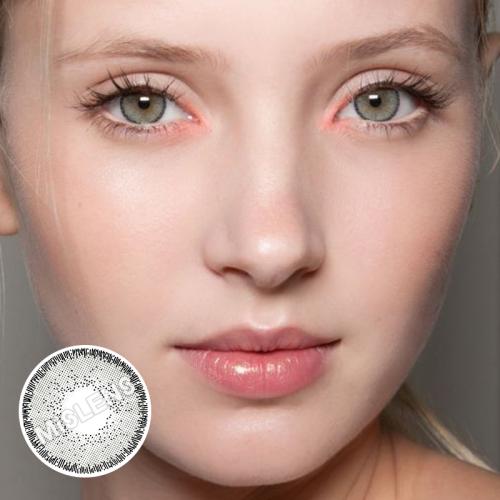 【LENSPOEM】Grafite Grey Colored Contact Lenses
