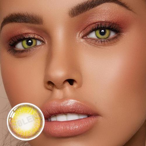 Mirage Gray Prescription Colored Contact Lenses