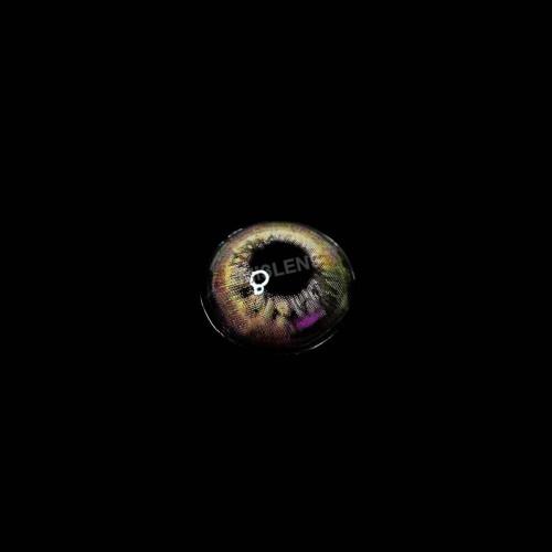 【LENSPOEM】Rio Gray Colored Contact Lenses