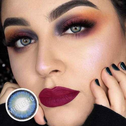 Egypt Blue Contact Lenses