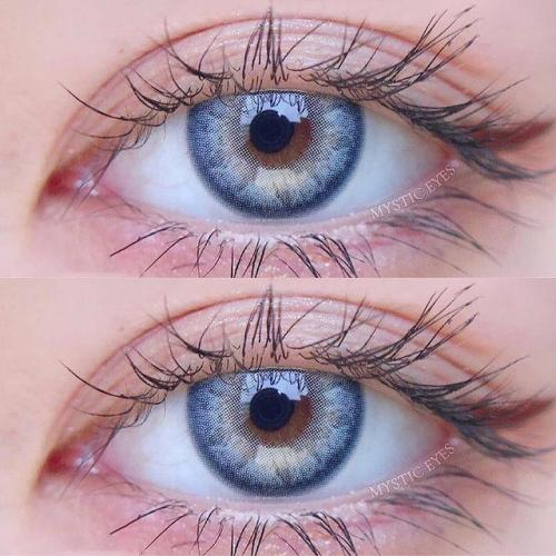【NEW】Angeltouch Blue  Prescription Colored Contact Lenses