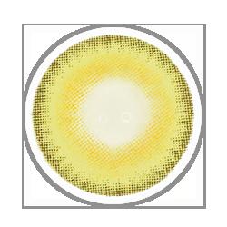 【LENSPOEM】LA GIRL Green Colored Contact Lenses