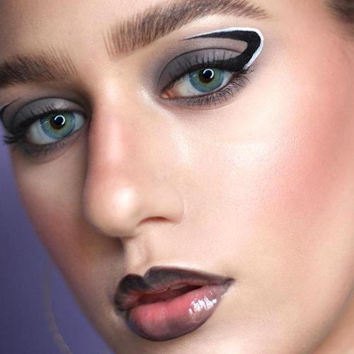 Mia grey Colored Contact Lenses
