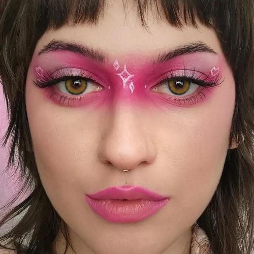 MULAN auburn Colored Contact Lenses
