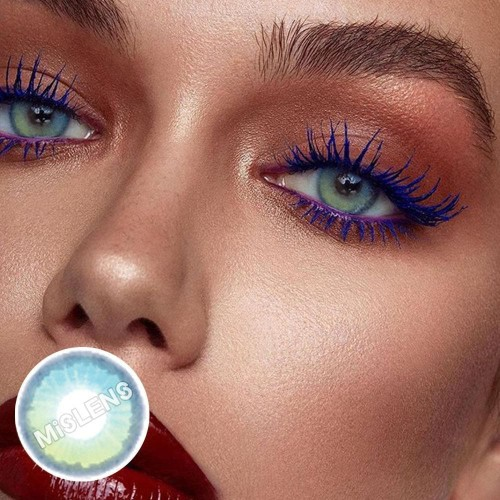 Little Earth Colored Contact Lenses