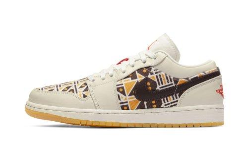 Air Jordan 1 Low  Quai 54