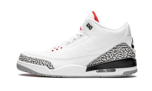 Air Jordan 3 Retro  White Cement '88 (2013)
