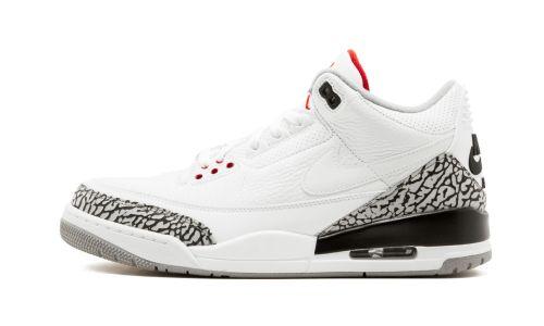 Air Jordan 3 Retro JTH NRG  JTH