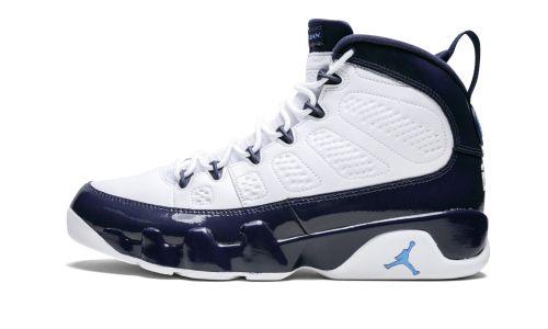 Air Jordan 9 Retro  UNC
