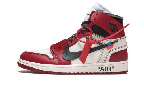 The 10: Air Jordan 1  Off-White - Chicago