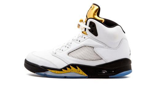 Air Jordan 5 Retro  Olympic Gold Medal