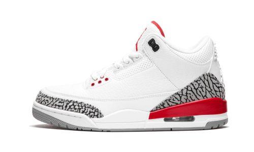 Air Jordan 3 Retro  Katrina / Hall Of Fame