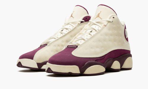 Air Jordan Retro 13 GG  Bordeaux