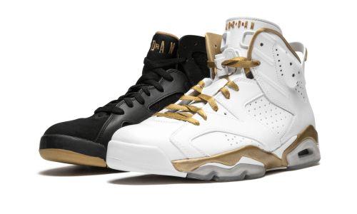 Air Jordan Golden Moment Pack