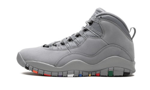 Air Jordan 10 Retro  Cool Grey