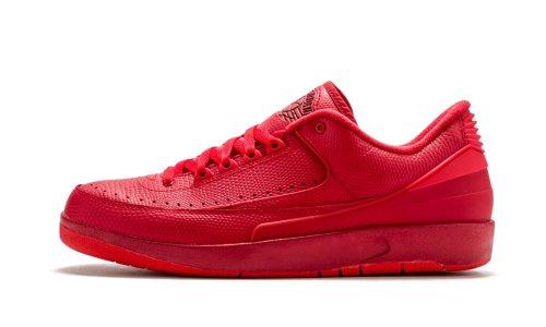 Air Jordan 2 Retro Low  Gym Red