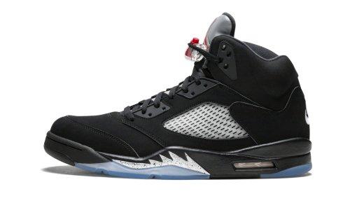 Air Jordan 5 Retro OG  Black / Metallic