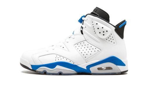 Air Jordan 6 Retro  Sport Blue