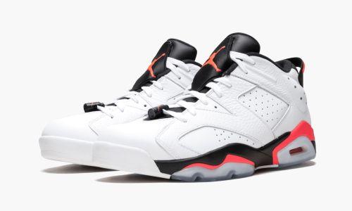 Air Jordan 6 Retro Low  Infrared 23