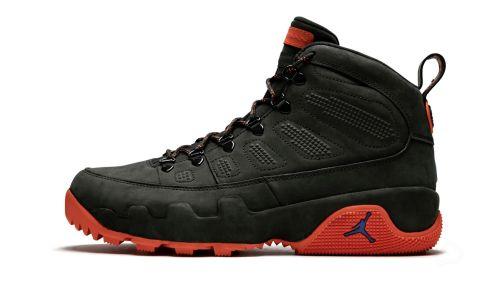 AIr Jordan 9 Boot  University of Florida PE
