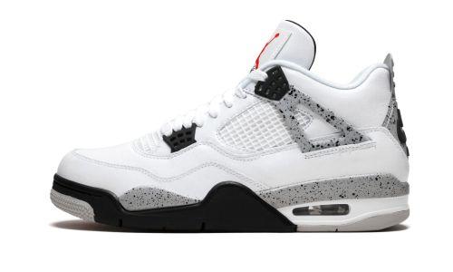 Air Jordan 4 Retro OG  White Cement