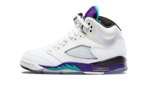 Air Jordan 5 Retro (GS)  Grape