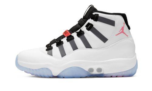 Air Jordan 11 Adapt  White