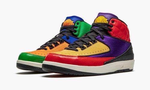 Air Jordan 2 Retro WMNS  Multicolor