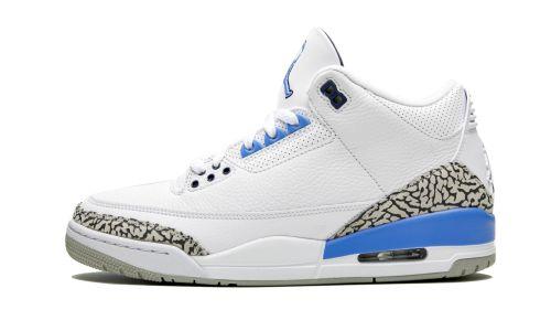 Air Jordan 3 Retro  UNC