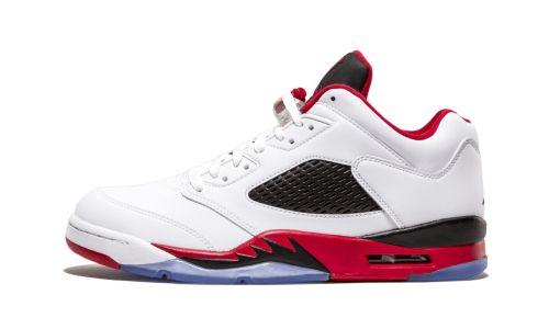 Air Jordan 5 Retro Low  Fire Red