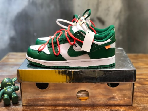 DUNKSB-OFF/OFF-WHITE x Nike Dunk Low