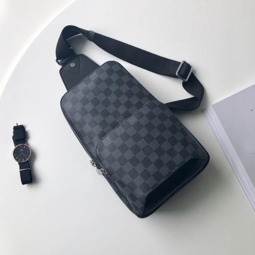 single-shoulder bag N41719