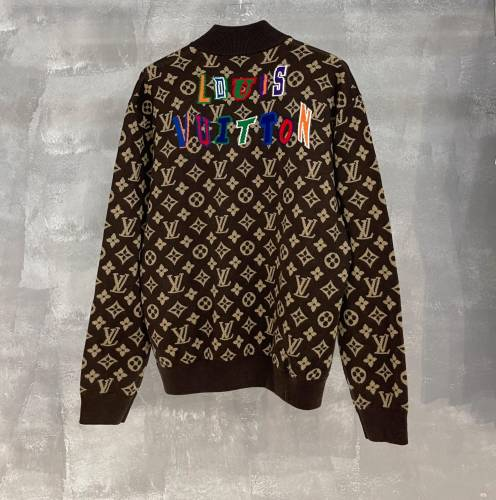 2021 Louis*V & NBA co-branded new line of woolen sweaters