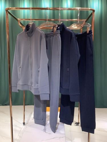 LV Obscure jacquard suit