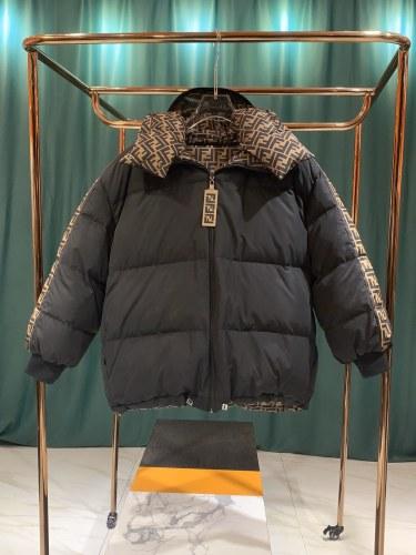 Fendi bread jacket down jacket