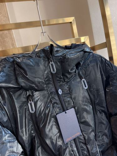 L*V Down jacket Double-sided wearable