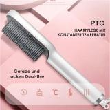 Professioneller elektrischer Haarglätter und Lockenwickler