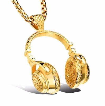 DJ Beats Necklace
