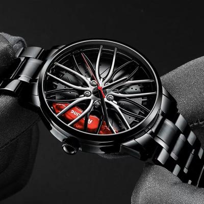 Car Racing Watch - SteelRacing R4