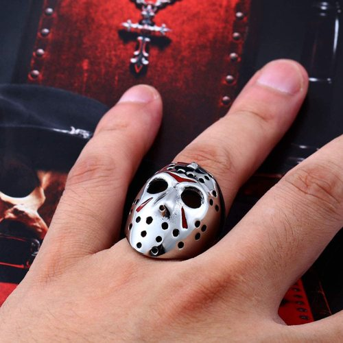 Friday The 13 th Jason Voorhees Ring