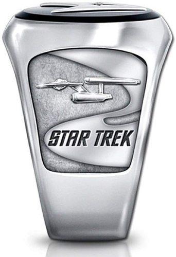 Star Trek Ring for Men