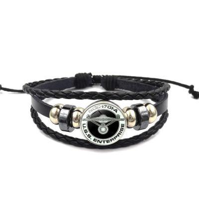 Star Trek  Braided Bracelet