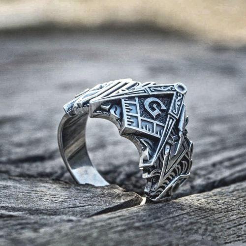 Freemason Knights Templar Ring