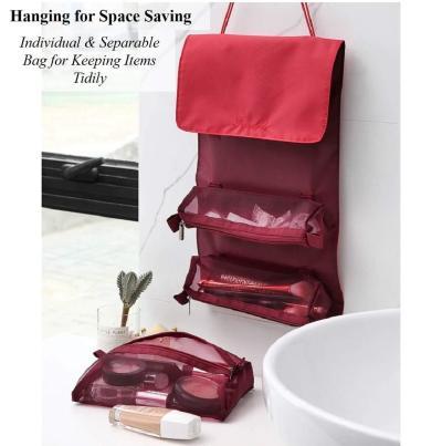 4 In 1 Cosmetics Bag