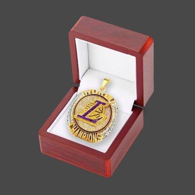 2020 LA Championship Replica Necklace