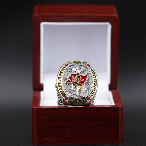 2020 NFL Tampa Bay Buccaneers Super Bowl Tom Brady Championship Ring