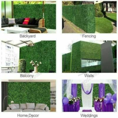 2021 New UpgradeExpandable Faux Privacy Fence