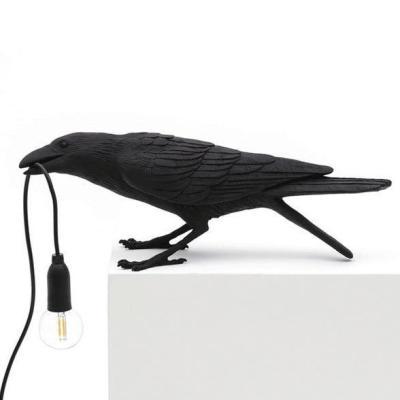 UNIQUE LED BIRD LAMP AND DECOR